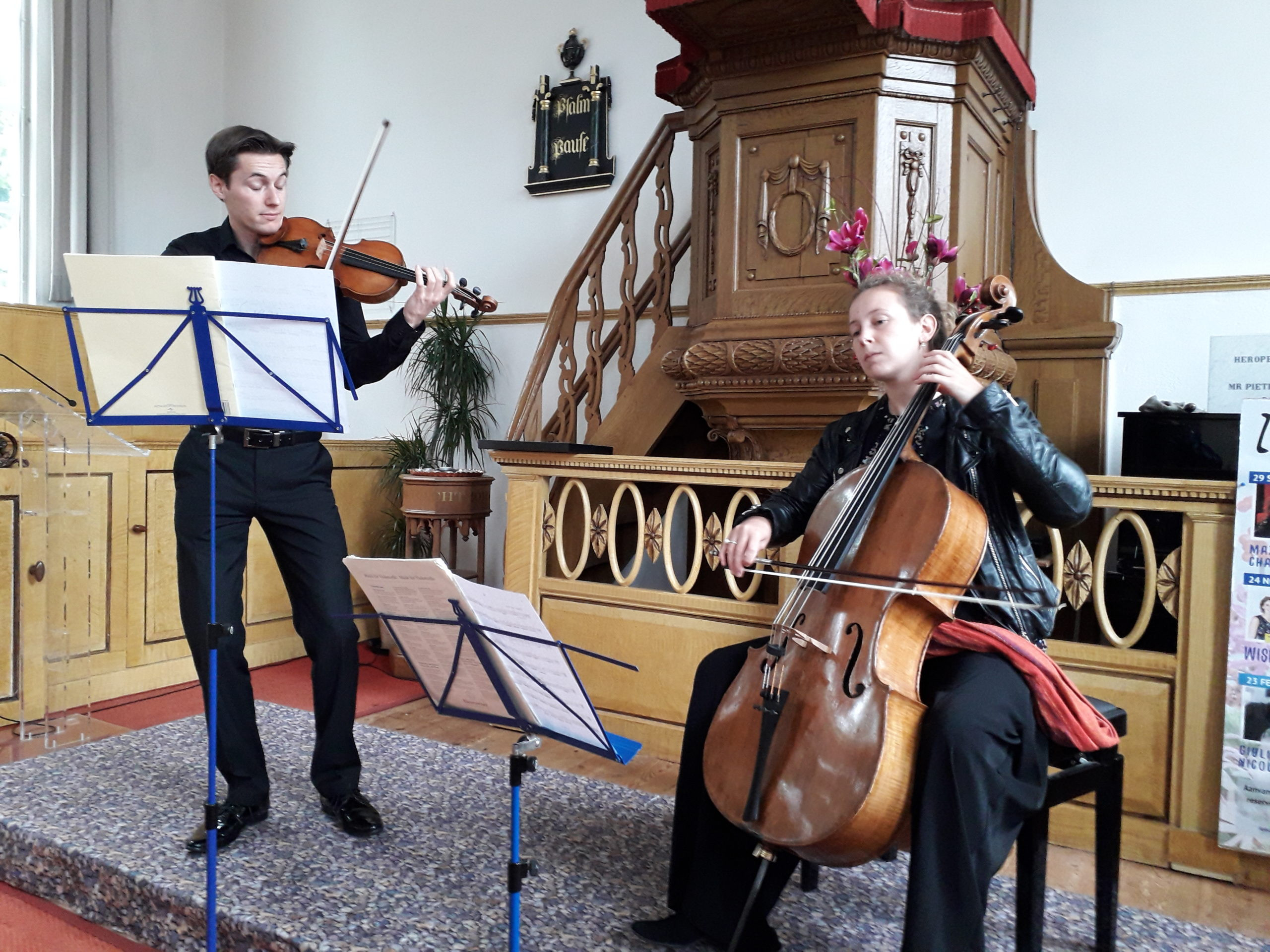 Maxime en Charlotte, Waddinxveen